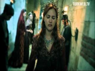 Muhteşem Yüzyıl 72.Bölüm - Hürrem'e Perşembe gecesi şoku yıkılan bir sultan SM