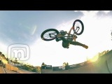 Off The Record With BMX Style Master Simon Tabron Crooked World BMX