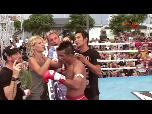 Muay Thai Combat Mania 2012 KO: Ekapop Sor Klinmee vs Sergio Kalezic