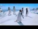 """Испанский вариант песни """"My way"""" в исполнении пингвинов"""