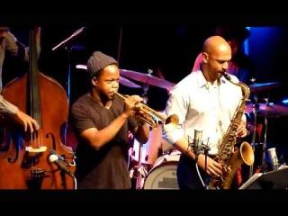 Ambrose Akinmusire - live @ Belgrade Jazz Festival 2012