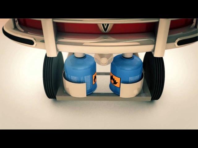 Volkswagen Bedrijfswagens BBQ-BUS