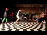 FINAL HOUSE BATTLE/JDC/2012/Deep Roots Sasha and Masha