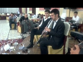 Zahid azeri klarnet Turk Haciqabul toyu
