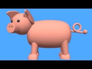 Малышам - Хопла - Белая зайка 157
