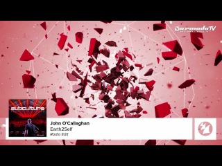 Out now: John O'Callaghan - Subculture 2013