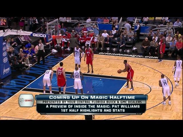 NBA [2012.04.13] Atlanta Hawks vs Orlando Magic HD