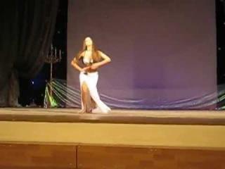 Олеся Шевченко - Эстрадная арабская песня