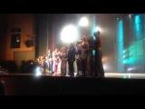 Премьера мюзикла Notre Dame de Paris World Tour 2012 - конец