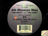 4th Measure Men.The Need.MK's Original Mix.Area 10...