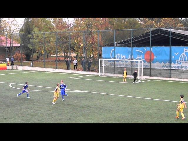 Металлист Х-Динамо К(3:2),Сопино-2012,2002(U11)