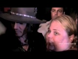 Johnny Depp leaves Aerosmith afterparty at Pink Taco