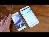Siri vs Google Voice Search - iPhone 5 vs Galaxy Note 2! (iOS 6 vs Jelly Bean)