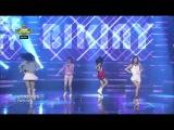 Show Champion, BIKINY - Dance Party #15, 비키니 - 댄스 파티 20120814