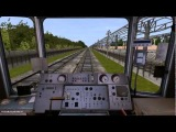 Разработка Таганско-краснопресненской линии в Trainz. Выхино