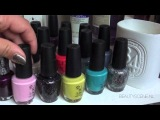 Новые коллекции OPI Holland &amp Nicki Minaj
