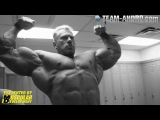 Dennis Wolf Posing 2 Days before the 2012 Arnold Classic Team-Andro.com