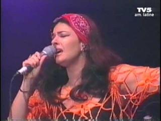 Natacha Atlas - Ashwa (Live - 2001)