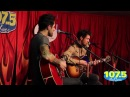 "Boys Like Girls - ""Be Your Everything"" Live At 1075 The River"