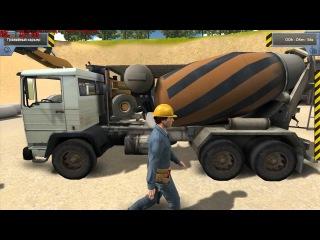 Bau-Simulator 2012 Gameplay