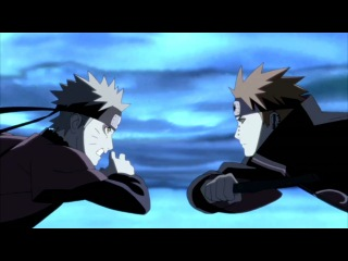 [AMV] Naruto vs Pain - Faint [Reanimation] HD