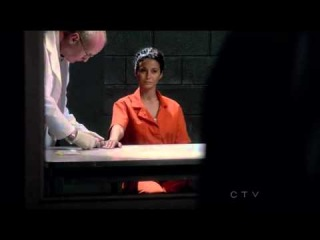 The Mentalist 5x01 'Crimson Ticket' - Jane and Lorelei first scene