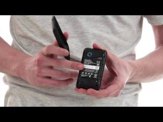 Сотовый телефон Sony Xperia tipo ST21i Black