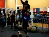 Открытие центра подготовки спортсменов Strong man №6