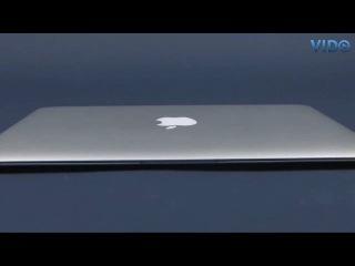 Видеообзор MacBook Air new 2010 11.6