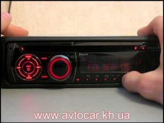 Видеообзор автомагнитолы Clarion CZ501E