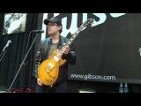 NAMM 2012 Joe Bonamassa Demos New Gibson Paul Kossoff Signature Les Paul Wildwood Guitars