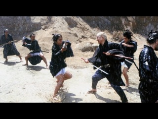 Видео к фильму «Затоiчи» (2003): Фрагмент (дублированный)