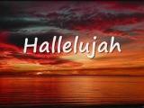 Justin Timberlake and Matt Morris - Hallelujah with lyrics (HD) Hope for Haiti