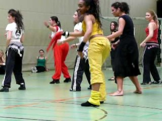 Yurnia Rumba Guaguanco Ladies only Cubamemucho Munich 2010