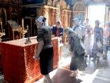 Шип тернового венца и частица Креста в Челнах