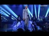 Pitbull, Chris Brown and Ne-Yo 2012 NBA All Star Game Halftime Show