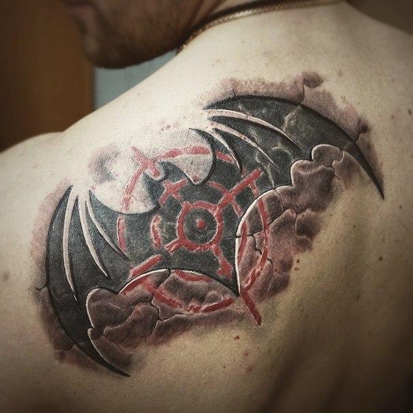 разведка татуировки картинки