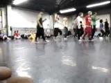 Emilio Dosal dancing to Promise Ciara Chicago 2/11/12