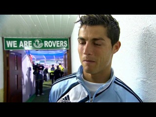 Cristiano Ronaldo vs Shamrock Rovers (A) 09-10 HD 720p by MemeT