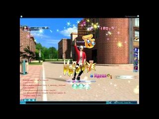 Как я играл в Пара-Па Город Танцев)!
