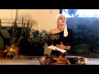 OТ ГОЛОВНЫХ БОЛЕЙ 2 + медитация Будды YOGA LIVE