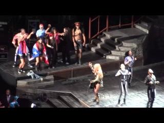 Lady Gaga in Puerto Rico