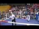 İtalya Lignano Dünya Şampiyonası 67 Kg Erkekler Full Contact Final