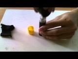 Как сделать маркер для граффити