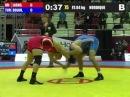 Ehsan Lashgari Iran vs Ibrahim Bolukbasi Turkey 84 kg 2012 Freestyle World Cup