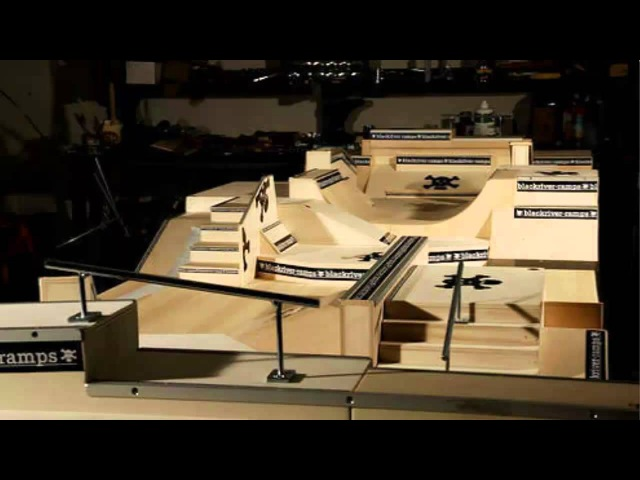 Обзор фингербордов Berlinwood