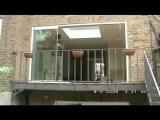 Frameless Glass Curtains - Double Glazed Frameless Balcony Window