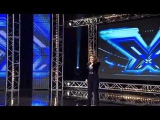 X-Factor Australia - Tara-Lynn Sharrock Audition - Singing I Will Always Love You by Whitney Houston
