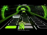 Rate Attack - Cross The Sky (Audiosurf)