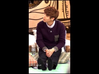 [FANCAM] 2013.01.20 강민혁(Kang Minhyuk) - 안녕하세요 Preview